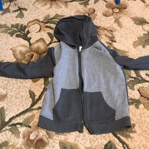 Boys lightweight sweatshirt